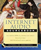 Internet Audio Sourcebook by Lee Purcell