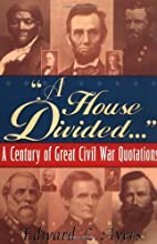 A House Divided...: A Century of Great…