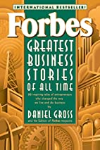 Forbes Greatest Business Stories of All Time…