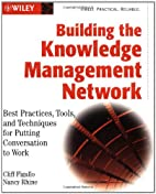 Building the Knowledge Management Network:…