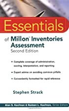 Essentials of Millon Inventories Assessment…