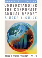 Understanding the Corporate Annual Report: A…