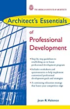 Architect's Essentials of Professional…