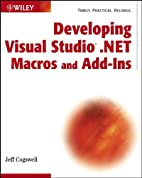 Developing Visual Studio .NET Macros and…
