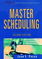 Master Scheduling: A Practical Guide to…