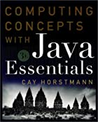 Computing Concepts with Java Essentials by…