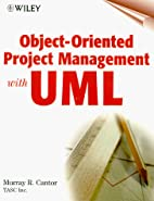 Object-Oriented Project Management with UML…