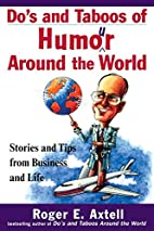 Do's and Taboos of Humor Around the…