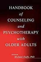 Handbook of Counseling and Psychotherapy…