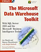 The MicrosoftData Warehouse Toolkit: With…