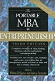 Bygrave, William D.: The Portable MBA in Entrepreneurship