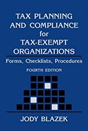 Tax Planning and Compliance for Tax-Exempt…