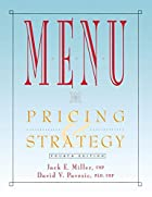 Menu Pricing and Strategy by David V.…