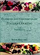 Classical and Contemporary Italian Cooking…