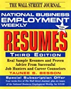 Resumes (National Business Employment Weekly…