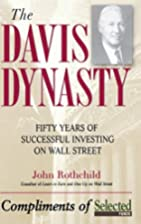 The Davis Dynasty: 50 Years of Successful…