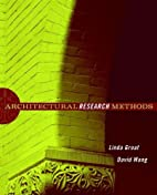 Architectural Research Methods by Linda…