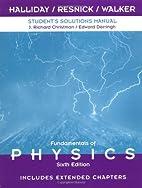 Fundamentals of Physics, Student Solutions…