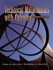 Technical Mathematics with Calculus, 4th…