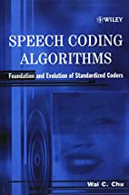 Speech Coding Algorithms: Foundation and…