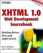 Xhtml 1.0 Web Development Sourcebook:…