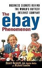 The e-Bay Phenomenon: Business Secrets…