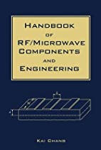 Handbook of RF/Microwave Components and…
