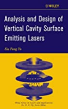 Analysis and Design of Vertical Cavity…