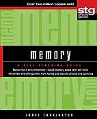 Memory: A Self-Teaching Guide by Carol…