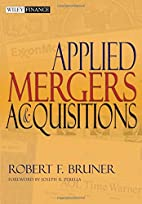 Applied Mergers and Acquisitions by Robert…
