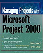 Managing projects with Microsoft Project…