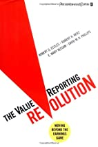 The ValueReporting Revolution: Moving Beyond…