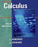 Himonas, Alex: Calculus: Ideas and Applications