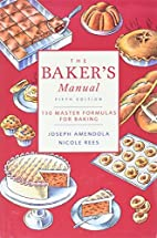Baker's Manual by Joseph Amendola