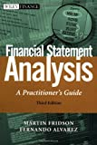 Fridson, Martin S.: Financial Statement Analysis: A Practitioner's Guide