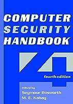 Computer Security Handbook by Seymour…