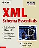 R. Allen Wyke: XML Schema Essentials