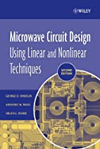 Microwave Circuit Design Using Linear and…