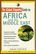Global Etiquette Guide to Africa and the…