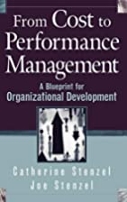 From Cost to Performance Management: A…