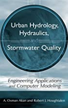 Urban Hydrology, Hydraulics, and Stormwater…