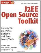 J2EE Open Source Toolkit : Building an…