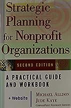 Strategic Planning for Nonprofit…