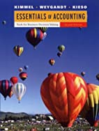 Essentials of Accounting: Tools for Business…