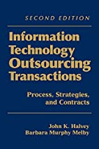Information Technology Outsourcing…