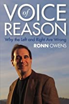 Voice of Reason: Why the Left and Right Are…
