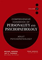 Comprehensive Handbook of Personality and…