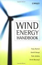 Wind Energy Handbook by Tony Burton