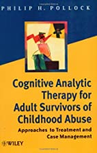 Cognitive Analytic Therapy for Adult…
