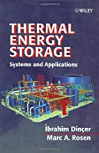 Thermal Energy Storage: Systems and…